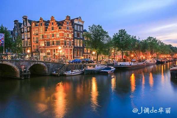 阿姆斯特丹:谜一样的性感水城